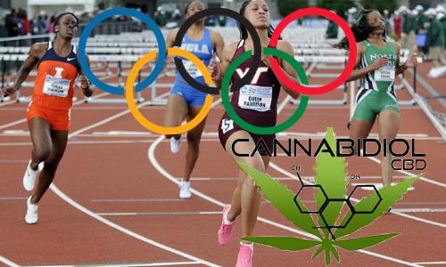 Olympijský výbor konečne odstráni CBD