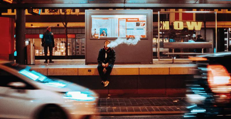 Ako fajčiť marihuanu na verejnosti